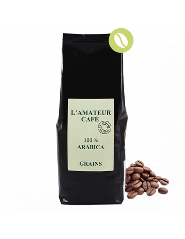 Café Amateur grains 1 KILO
